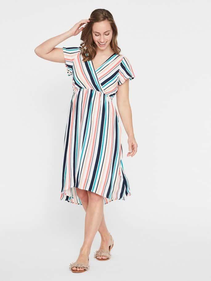 Maternity Dress Cubana Mamalicious