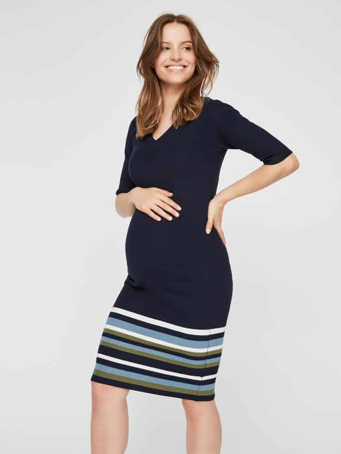 Maternity Dress Mamalicious Liv