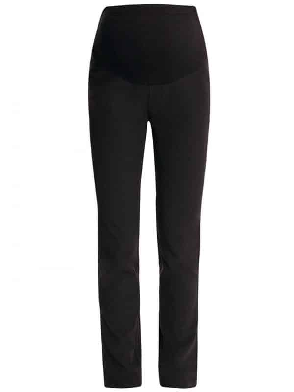Black Maternity Trousers Jojomamabebe