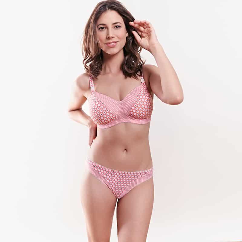 Maternity Nursing Bra Royce Poppy