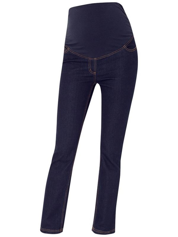 Maternity Jeans Straight Leg Jojo Maman Bebe