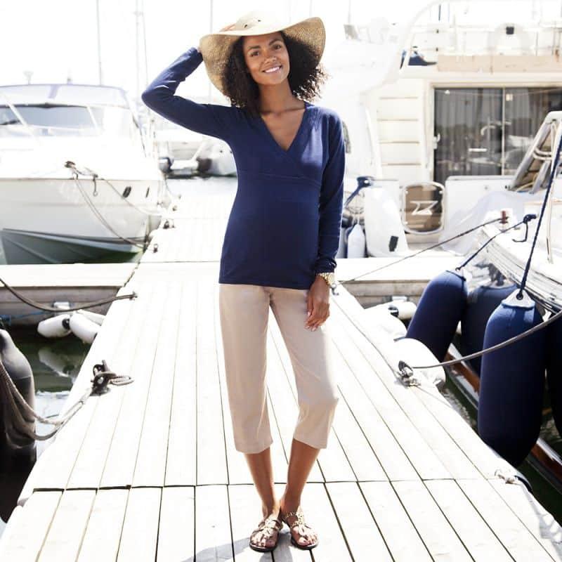 Maternity Short Trousers Jojo Maman Bebe