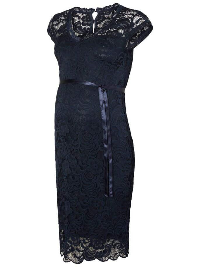 Lace Maternity Dress Mamalicious Mivana
