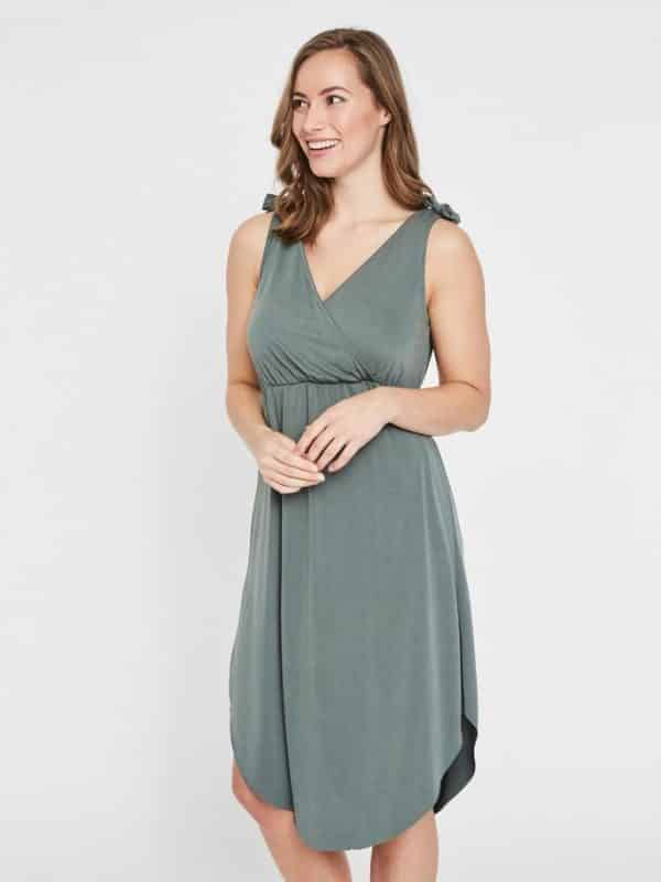 Maternity Summer dress Mamalicious Skylar