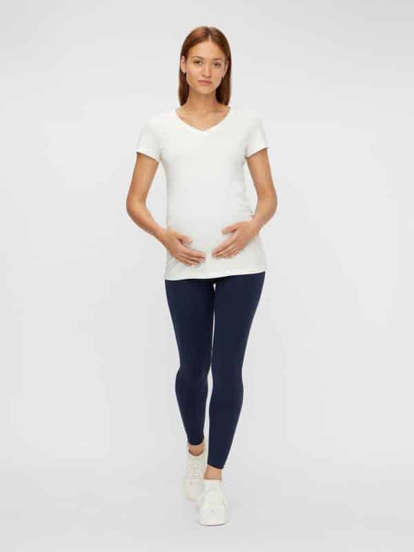 Maternity Leggings Mamalicious Jeanne
