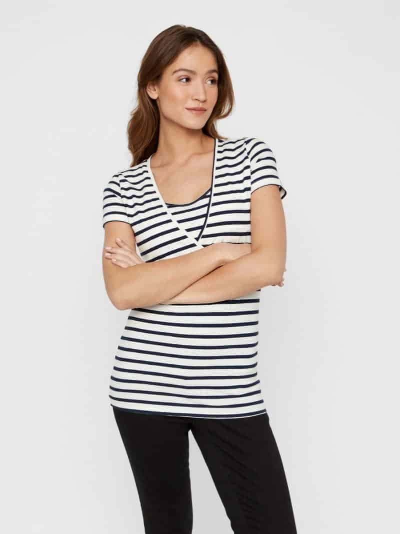 Maternity Nursing Top Mamalicious Lea