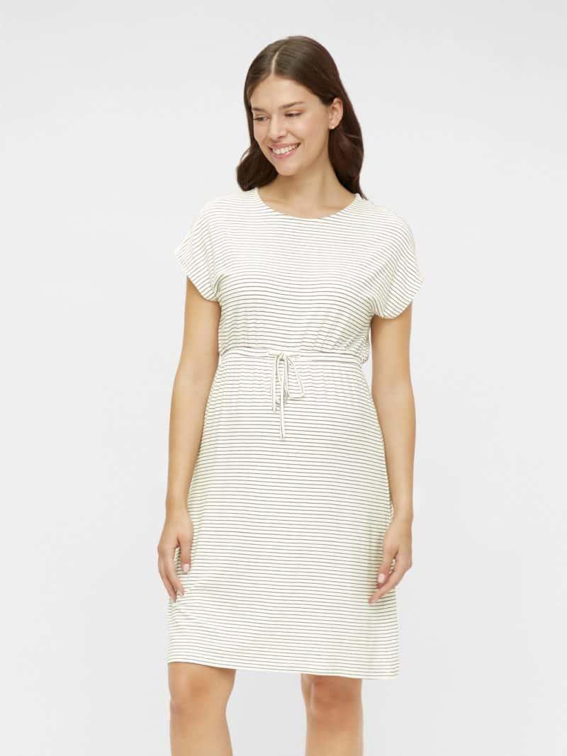 Maternity Summer dress Alison Mamalicious