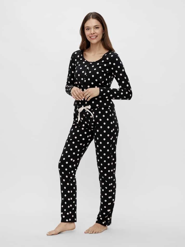 Maternity Nursing Pyjama Chill Dot