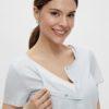 Maternity Short Nursing Pyjama Chill Lia